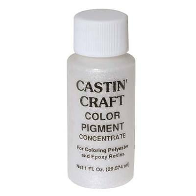 Castin Craft Casting Resin Opaque Pearl Pigment Dye 1Oz