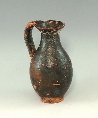 Greek Apulian South Italian Terracotta Juglet (L658)