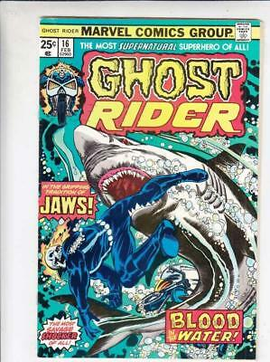 Ghost Rider, The  # 16  strict  VF/NM