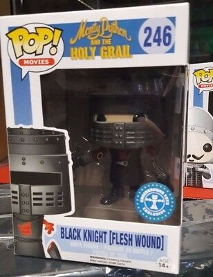 Funko Monty Python and the holy Grail Black Knight ( flesh wound ) Version