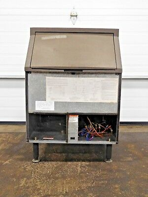 Rx-4376, Manitowoc Qy0134A Under Counter Ice Machine Maker