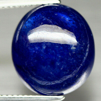 1 SAPHIR 15x13,5 Oval Cabochon 16,5Ct.