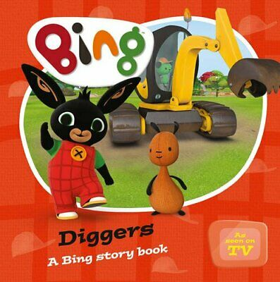 Diggers (Bing) Book The Cheap Fast Free Post