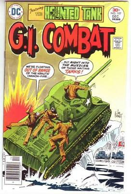 G.I. Combat  # 197  strict  NM-   appearance  Haunted Tank