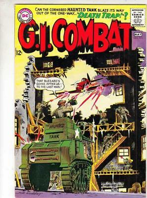 G.I. Combat  # 111  strict  VF/NM+  artist  Joe Kubert