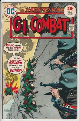 G.I. Combat  # 179  strict  VF/NM  appearance  Haunted Tank