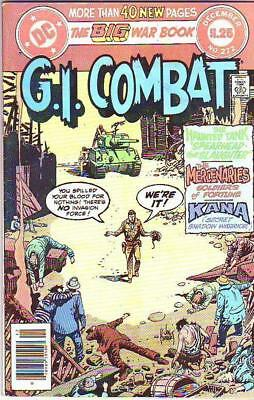 G.I. Combat  # 272  strict  VF+  appearance  The Haunted Tank