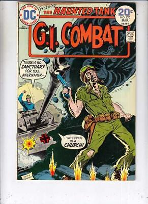 G.I. Combat  # 170  strict  VF/NM  appearance  Haunted Tank