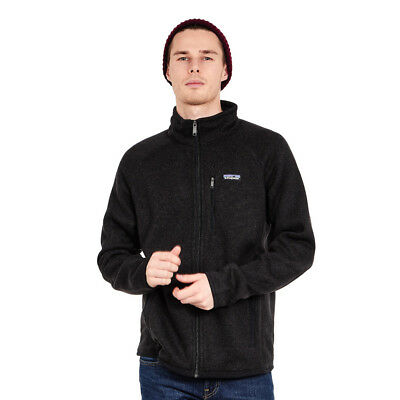 Patagonia - Better Sweater Fleece Jacket Black Sweatjacke