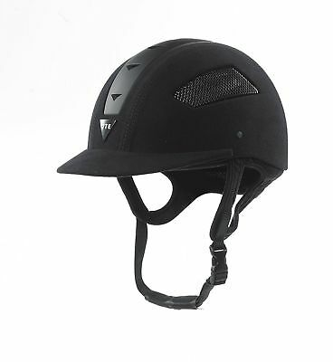 Just Togs JTE Sprint Excel Horse Riding Hat Helmet- Clearance sale - BHS/BSJA