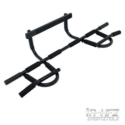 Klimmzugstange Pull Up Bar Heim Kraft Fitness Training Turn Reck Tür Stange neu