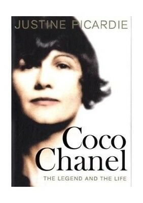 Coco Chanel: The Legend and the Life by Picardie, Justine Hardback Book The