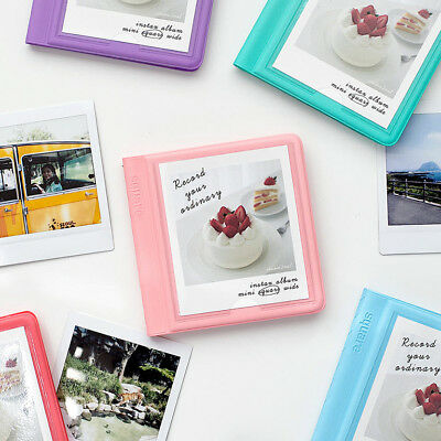 2Nul Instax Polaroid Photo Album [Square] Film Card Ticket Pocket Binder