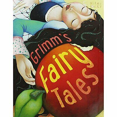 Grimm's Fairy Tales by Kelly Miles Book The Cheap Fast Free Post