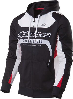 Alpinestars Adult 2016 Session Hoodie Black Hoody S-2XL