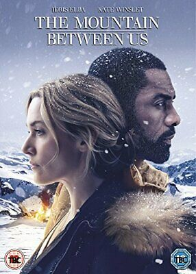 The Mountain Between Us [DVD] [2017] - DVD  3QVG The Cheap Fast Free Post