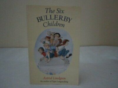 Six Bullerby Children by Lindgren, Astrid Paperback Book The Cheap Fast Free