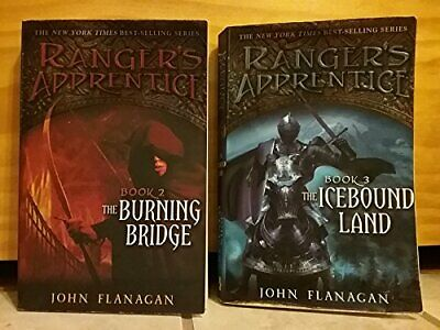 The Icebound Land (Ranger's Apprentice, Book 3 by J lanagan Book The Cheap Fast