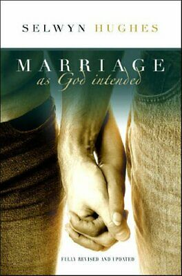 Marriage as God Intended by Selwyn Hughes Paperback Book The Cheap Fast Free