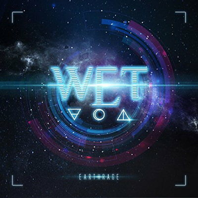 W.E.T. - Earthrage [New CD]