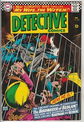 Detective Comics  # 348  strict  FN+   artist  Carmine Infantino