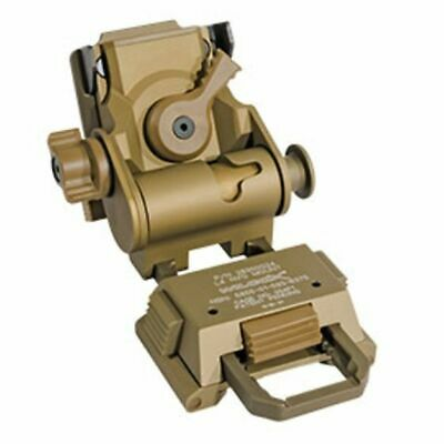 Wilcox G24 NVG Mount, Tan, 28300G24-T Night Vision Accessory