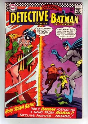 Detective Comics  # 361  strict  FN  appearance  Elongated Man by Sid Greene