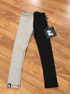 NWT MIMA  Mini & Maximus Mixed Up Leggings Size 2 years