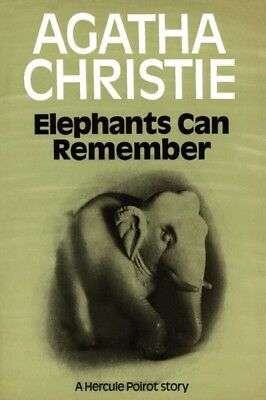 Elephants Can Remember (Hardcover), Christie, Agatha, 9780002312103