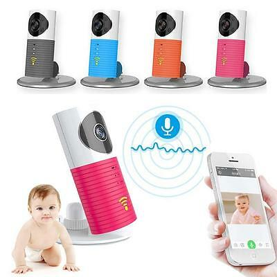 Wireless Wifi Camera Baby Security Monitor Video Night Vision for Smart Phone  S
