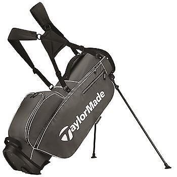 TaylorMade 5.0 Stand Bag Grey/White