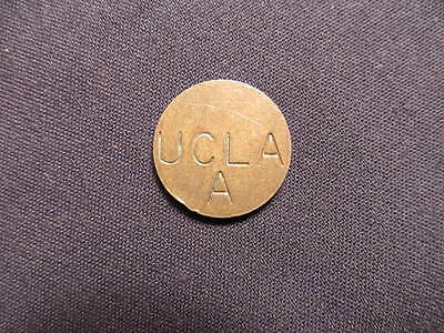UCLA - A Parking Token - Parking Token for UCLA Campus - UCLA Parking Coin