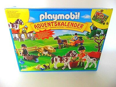 Playmobil Adventskalender Reiterhof (4167)
