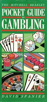 Pocket Guide to Gambling by Spanier, David Book The Cheap Fast Free Post