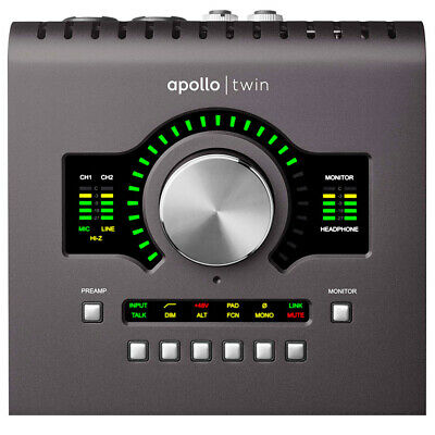 Universal Audio Apollo Twin mk2 Duo Interface