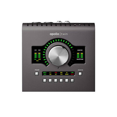 Universal Audio Apollo Twin mk2 Quad Interface
