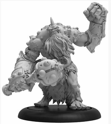 Hordes Trollbloods Diretroll Basher Warbeast PIP71113 Used - Out of Package
