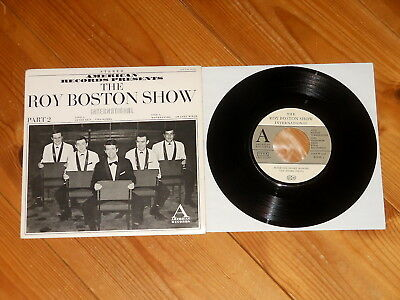 "Private German Beat 7"" EP - The Roy Boston Show - International Part 2"