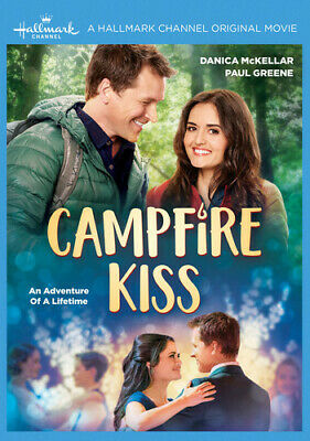 Campfire Kiss [New DVD]