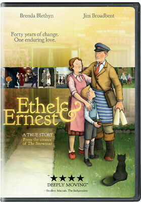 Ethel & Ernest [New DVD]