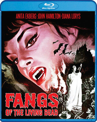 Fangs Of The Living Dead [New Blu-ray] Subtitled, Widescreen