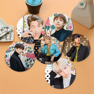 KPOP BTS Make Up Mirror Bangtan Boys Magazine Image Goods JUNG KOOK SUGA JIN V