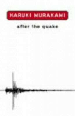 After The Quake by Murakami, Haruki Hardback Book The Cheap Fast Free Post