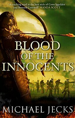 Blood of the Innocents: The Vintener trilogy by Jecks, Michael Book The Cheap