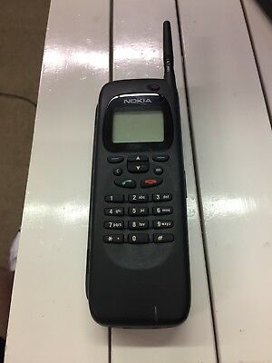 NOKIA 9000 COMMUNICATOR  RAK-1N vintage mobile phone not working for parts only