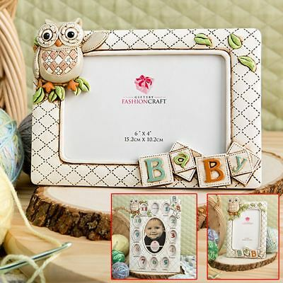 Baby's First Year Collage Newborn Baby Picture Photo Frame Gift
