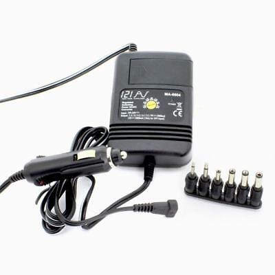 Philips PET... 9V Power Adapter Lead, Charger for Portable Car DVD Player