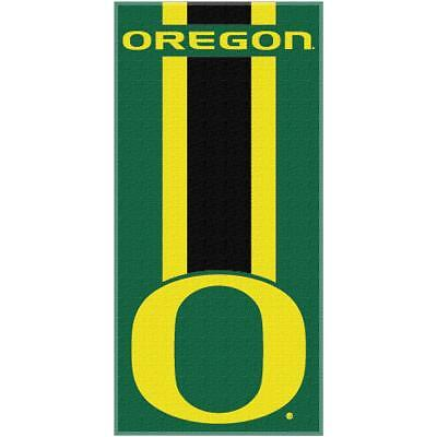 The Northwest Company Oregon Ducks Zone Read Beach Towel