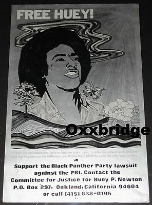 EMORY DOUGLAS POSTER Black Panther Party JIMMY CLIFF THE HARDER THEY COME Reggae