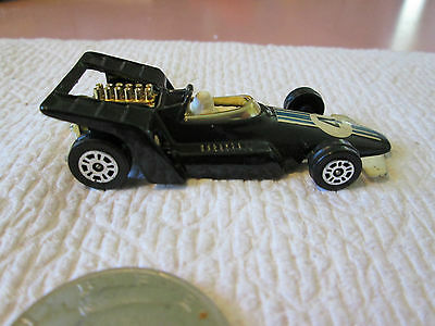 1973 Corgi Juniors Black #4 Formula 5000 Racing Car #27 Gt. Britain (Mint)